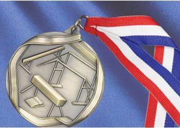 Picture for category Gymnastics Medals