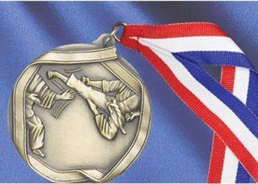Picture for category Karate Medals