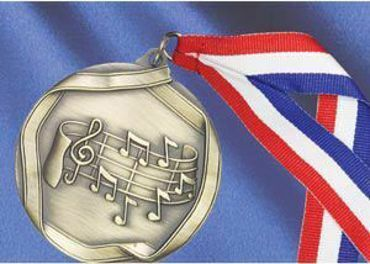 Picture for category Music Medals