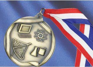 Picture for category Science Medals