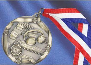Picture for category Swimming medals