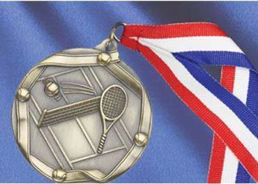 Picture for category Tennis Medals