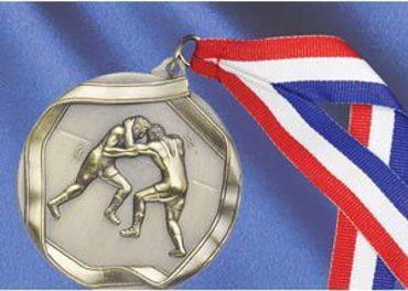 Picture for category Wrestling Medals