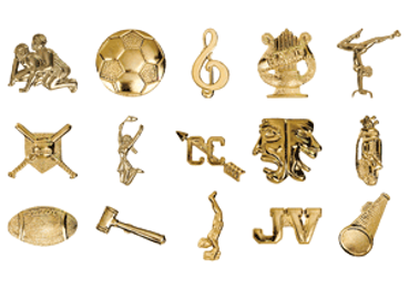Picture for category Letterman Pins | Lapel Pins