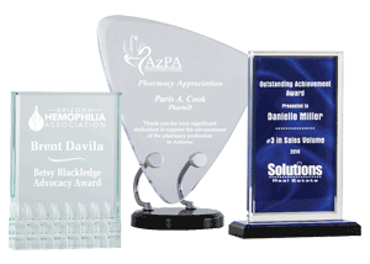 Picture for category Acrylic Trophies | Awards