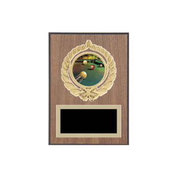 "5"" x 7"" Pool 