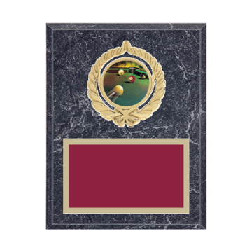 "7"" x 9"" Pool 