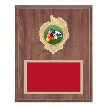 "8"" x 10"" Pool 