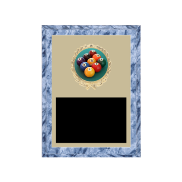 "6"" x 8"" Pool 