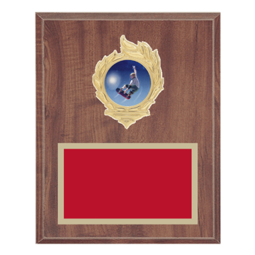 "8"" x 10"" Ice Skating 