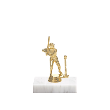"5"" T-Ball Figure on Marble Base Trophy"