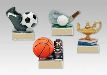 Picture for category Color Tek Resin Trophies