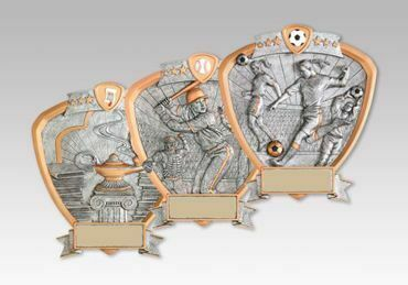 Picture for category Shield Resin Trophies