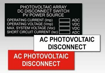 Picture for category Photovoltaic Solar Tags