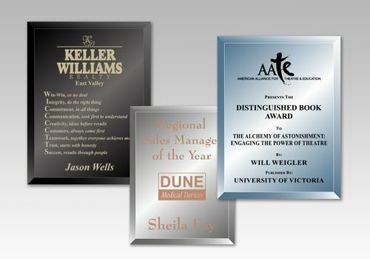 Picture for category Glass Plaques